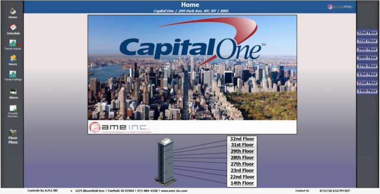 Capital One Mission Critical