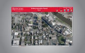 Rutgers 10 Buildings