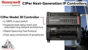 Honeywell's CIPer™ Model 30 Controller