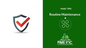 HVAC Tip:  Keep Proper Care of Your HVAC Units