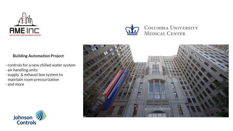 Columbia University Medical Center Vivarium