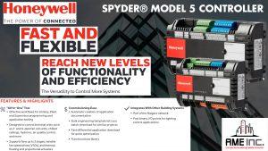 Honeywell Spyder® Model 5 Controller