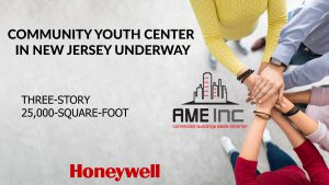 Community Youth Center in New Jersey Underway